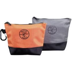 Brašna na nářadí oranžová a šedá, 2 ks brašna na nářadí, prázdná Klein Tools 55470