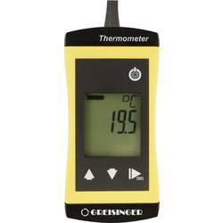 Teploměr Greisinger G1720-WPT2A 479639, -70 do +250 °C, typ senzoru Pt1000, Kalibrováno dle: bez certifikátu