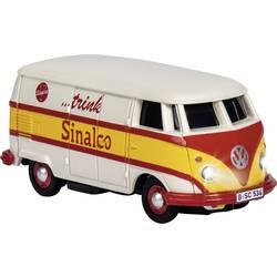 RC model auta Carson Modellsport VW T1 Bus Kastenwagen Sinalco 504133, 1:87