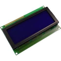 LCD displej Display Elektronik DEM20486SBH-PW-N, 20 x 4 Pixel, (š x v x h) 98 x 60 x 11.6 mm, bílá