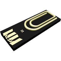 USB flash disk Xlyne Clip/Me AutoID_3168972, 8 GB, USB 2.0, černá