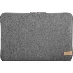 """Obal na notebooky Hama Jersey S max.velikostí: 39,6 cm (15,6"""") , tmavě šedá"""