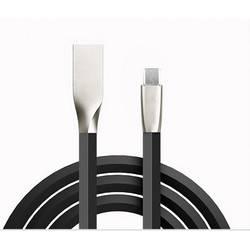 Kabel pro mobilní telefon Felixx Premium DC-FL3M-MI, [1x USB zástrčka (M) - 1x microUSB zástrčka], 3.00 m