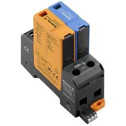 Svodič přepětí Weidmüller VPU AC I 1+1 R 300/12.5 LCF 2636940000, 65 kA, oranžová, černá, modrá