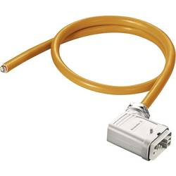 Spojovací vedení Weidmüller FPL 4G1.5C4/Q8MW/5 pro kabel o rozměru - , 1 ks