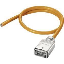 Spojovací vedení Weidmüller FPL 4G1.5C4/Q8MG/2 pro kabel o rozměru - , 1 ks