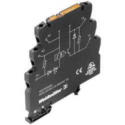 Polovodičové relé Weidmüller MOS 24VDC/12-300VDC 1A 8937830000, 1 ks