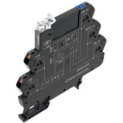 Polovodičové relé Weidmüller TOP 5VDC 230VAC1A 2614850000, 10 ks