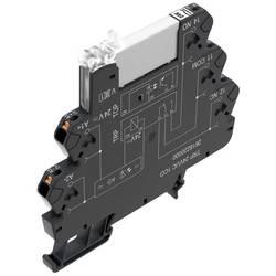 Vazební relé Weidmüller TRP 24VUC 1CO, 24 V DC/AC, 6 A, 1 přepínací kontakt, 10 ks