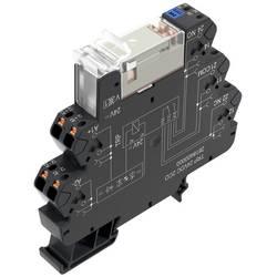 Vazební relé Weidmüller TRP 24VDC 2CO AU, 24 V/DC, 8 A, 2 přepínací kontakty, 10 ks