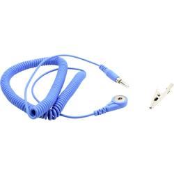 ESD zemnicí kabel Quadrios 1903EC011, 1.80 m