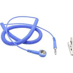 ESD zemnicí kabel Quadrios 1903EC014, 3.60 m