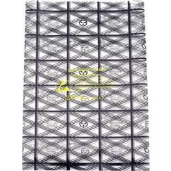 ESD sáček Quadrios 1903EC107, (d x š) 127 mm x 203 mm, vodivý