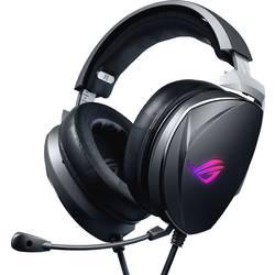 Asus ROG Theta 7.1 herní headset na kabel přes uši, USB-C, černá