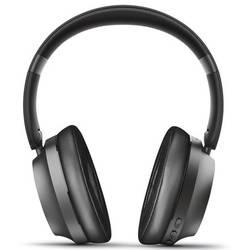 Bluetooth®, kabelová sluchátka Over Ear Trust Eaze 23550, černá