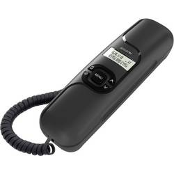 Bezdrátový analogový telefon Alcatel T16 LCD displej černá