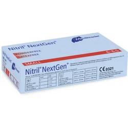 Jednorazové rukavice veľkosť rukavíc: S EN 374 Nitril® BestGen® 100 ks