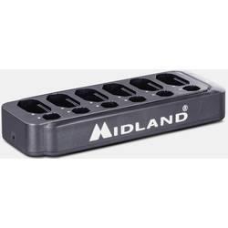 Napájecí adaptér na stůl Midland 6fach Charger C1353