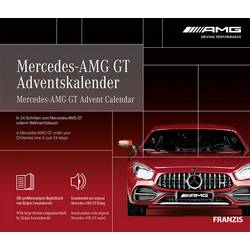 Franzis Verlag Mercedes-AMG GT, od 14 let