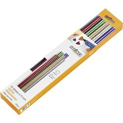 Lepicí tyčinky Steinel 110068385, Ø 11 mm, 10 ks, zlatá, stříbrná, zelená, modrá, červená