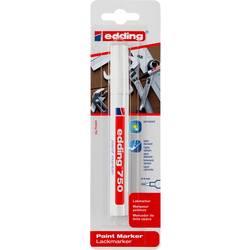 Edding 4-750-1-3049 popisovač na laky , bílá, 2 mm, 4 mm, 1 ks/bal.