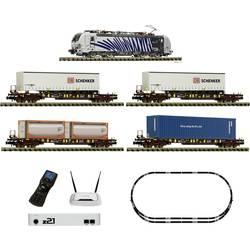 Fleischmann 931891 Digitální sada z21: Elektrická lokomotiva BR 193 s nákladním vlakem Zvuk ve spolupráci s Leosoundlab