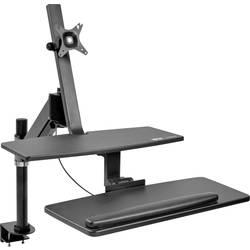 "Držák na stůl pro monitor Tripp LITE WWSS1327CP, 33,0 cm (13"") - 68,6 cm (27""), černá"