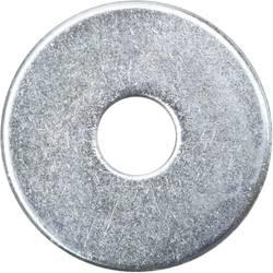 Podložka k blatníku SWG 411 50 20 25, vnitřní Ø: 5.3 mm, ocel, 50 ks