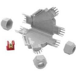 Sada na smršťovací spoje Raytech 84002 BARNEY Y Průměr kabelu (rozsah): 6 - 10 mm, 1 sada