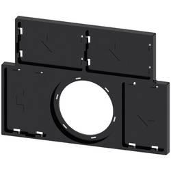 Držák štítků Siemens 3SU1900-0BT10-0AA0, (š x v) 27 mm x 17.5 mm, černá, 1 ks