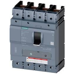Výkonový vypínač Siemens 3VA5330-6EC41-0AA0 Rozsah nastavení (proud): 300 - 300 A Spínací napětí (max.): 600 V DC/AC (š x v x h) 184 x 248 x 110 mm 1 ks
