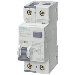 Proudový chránič/elektrický jistič Siemens 5SU1354-7GV06, 6 A