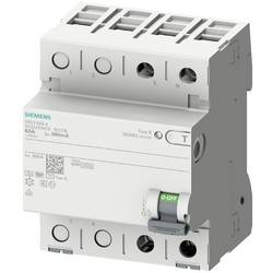 Proudový chránič Siemens 5SV3622-4, 25 A 0.3 A 230 V