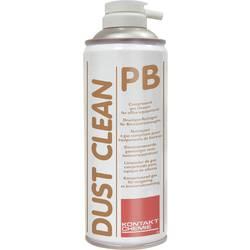 Sprej se stlačeným plynem hořlavý, včetně stříkací hlavy , včetně stříkací trubky Kontakt Chemie DUST CLEAN PB 33299-AA, 400 ml