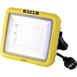 Stavební reflektor STAK Xblast STA30S, 30 W, žlutá