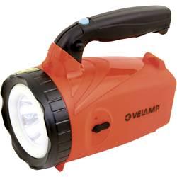 Ruční akumulátorová svítilna Velamp IR558, N/A, oranžová, černá
