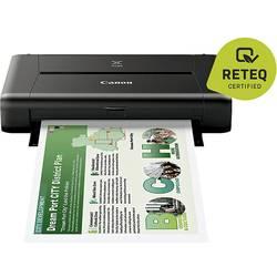 Barevná inkoustová tiskárna Canon PIXMA P110, Wi-Fi, provoz na akumulátor