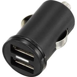 USB nabíječka VOLTCRAFT VC-11367845, nabíjecí proud 2400 mA, černá