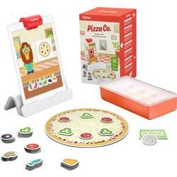 OSMO Pizza Co Starter Kit iOS učení