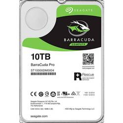 "Interní pevný disk 8,9 cm (3,5"") Seagate BarraCuda® Pro ST10000DM0004, 10 TB, Bulk, SATA III"
