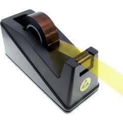 ESD odvíječ lepicí pásky Quadrios 2010EC135, 1 ks, černá