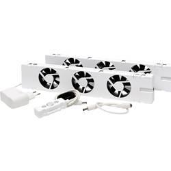 Spodní ventilátor radiátoru