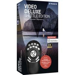 Magix Video deluxe Shuttle Edition (2021) plná verze, 1 licence Windows střih videa