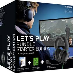 Magix Let´s Play Bundle - Starter Ediition plná verze, 1 licence Windows střih videa