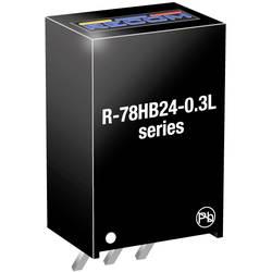 DC/DC měnič napětí do DPS RECOM R-78HB24-0.3L, 300 mA, Počet výstupů 1 x