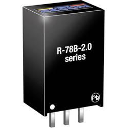 DC/DC měnič napětí do DPS RECOM R-78B15-2.0, 2000 mA, Počet výstupů 1 x