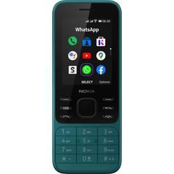 Nokia 6300 4G (Leo) mobilní telefon azurová