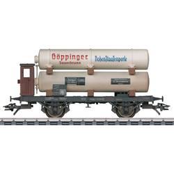 Märklin 45086 Cisternový vůz na plyn Göppringer minerálních studní H0