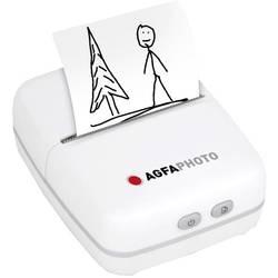Instantní tiskárna AgfaPhoto Realpix Pocket Printer ARKMPW, bílá