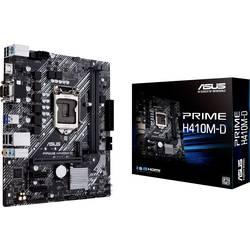 Základní deska Asus PRIME H410M-D Socket Intel® 1200 Tvarový faktor Micro-ATX